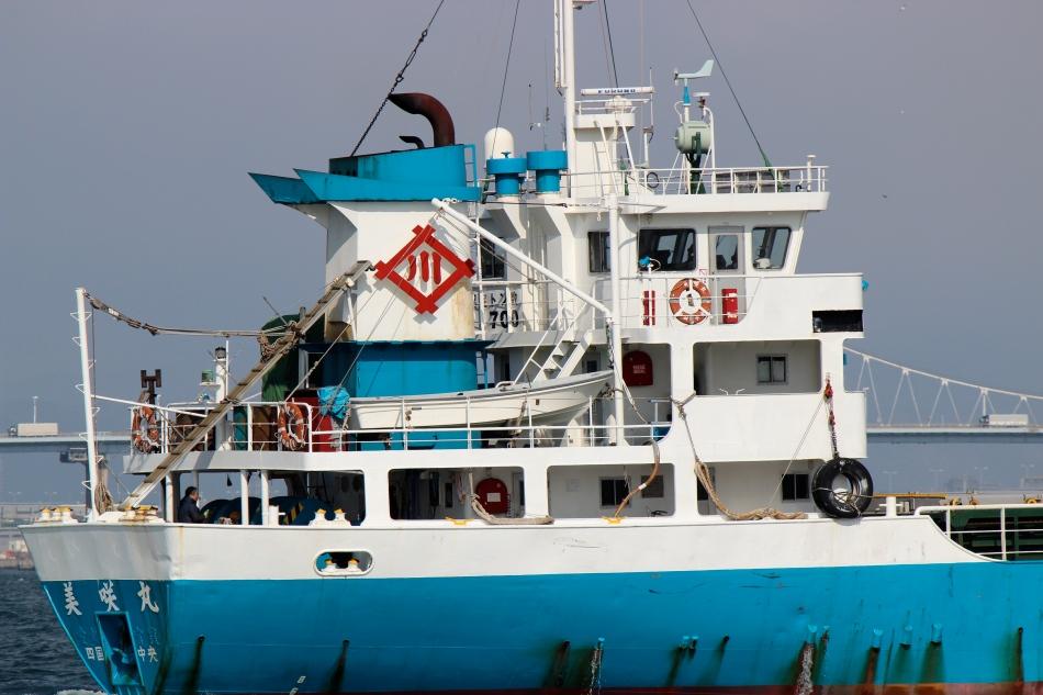 bateau sur l'eau 2
