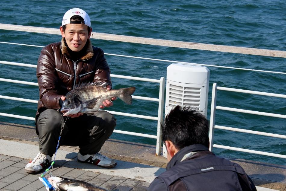 bonne pêche!