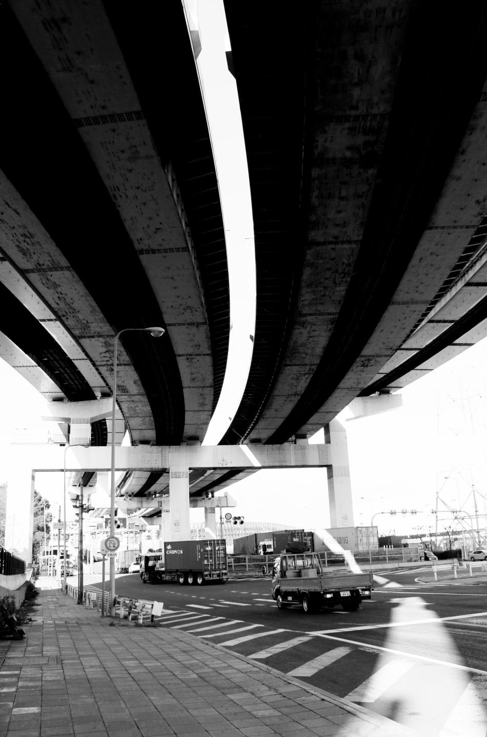autoroute volante